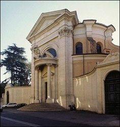 San Andrea al Quirinale | Gianlorenzo Bernini | Rome | 1657