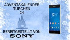 Sony Xperia Z3 Gewinnspiel