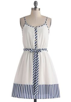 Lily of the Galley Dress, #ModCloth