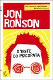 """O Teste do Psicopata, Jon Ronson, Lua de Papel"""". Compre livros na Fnac.pt."""