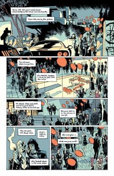 Preview: Casanova: Acedia #1,  Story: Matt Fraction, and Michael Chabon Art: Fábio Moon, and Gabriel Bá Cover: Fábio Moon, and Gabriel Bá Imprint: Image Price: $3.99 Stre...,  #Casanova #CASANOVA:ACEDIA #FabioMoon #GabrielBa #Image #ImageComics #MattFraction #MichaelChabon #Preview
