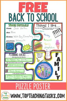 Try something new this Back to School Season. 6th Grade Reading, 6th Grade Ela, Grade 3, Classroom Hacks, Primary Classroom, Future Classroom, Get To Know Me, Getting To Know You, Beginning Of School