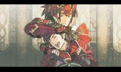 Fire Emblem: Fates Ryoma and Shiro
