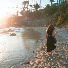 【yuuuiii0110】さんのInstagramをピンしています。 《はぁ〜〜海行きたい☀🌴🐚🌊 .  #海#行きたい#懐かしい#ラグナビーチ #california#la#lagunabeach#beach#sunset#love#happy #Instagram#Instagood》