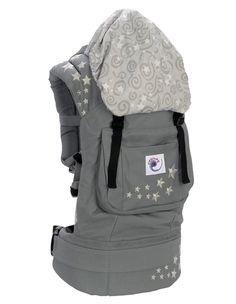 Ergo Baby Carrier-Galaxy Grey