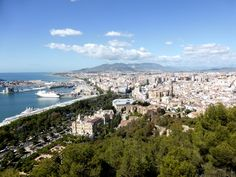Our Top 8 Things to Do in Malaga, Spain. Oh The Places You'll Go, Places To Travel, Places To Visit, Dream Vacations, Vacation Spots, Real Madrid, Malaga Spain, Spain Holidays, Cruise Destinations