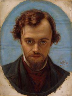 William Holman Hunt, 1853, F G Stephens