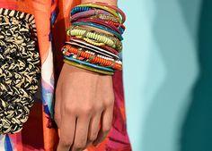 Passende Accsessories zum Hippi Glam Style