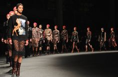 Sexto día en la París FW: Givenchy