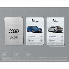 Audi A3   Top trumps
