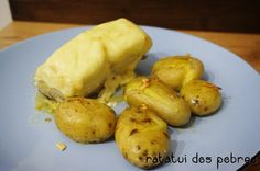 Bacalhau com queijo | ratatui dos pobres