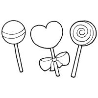 Three Lollypops
