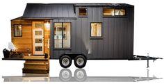 Kootenay Tiny House on Wheels by Green Leaf Tiny Homes 0012