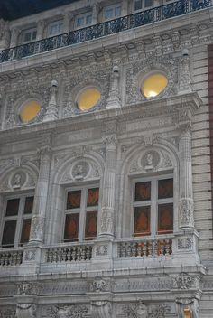 Foxworth Theatre facade in New York Theatres, Facade, New York, Nyc, Building, New York City, Buildings, Facades, Construction