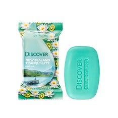 New product 'Discover New Zealand Tranquillity Soap Bar' added to Orinet independent Oriflame Consultants! - - - Tranquillity Soap Bar For gentle cleansing with a scent inspired by New Zealand kiwi fruits and water lilies. Soap Packaging, Packaging Design, Packaging Ideas, Oriflame Cosmetics, Antibacterial Soap, Body Detox, Water Lilies, Homeopathy, Body Butter