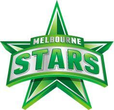 The Official Website of the Melbourne Stars Big Bash League Cricket Team, otherwise known as Team Green! Melbourne Stars, T20 Cricket, Star Logo, Big, Australia, Sports Teams, Brisbane, Club, Game