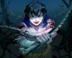Inosuke - Demon Slayer/Kimetsu no Yaiba Manga Anime, Anime Demon, Anime Art, Demon Slayer, Slayer Anime, Haikyuu, Fanart, Animation Film, Me Me Me Anime