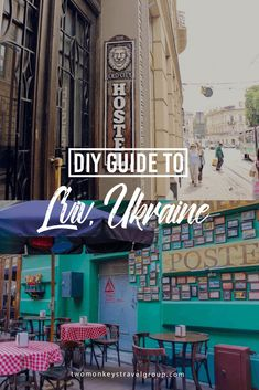 DIY Travel Guide to Lviv, Ukraine By now, everyone should at least know where Ukraine is, thanks to somewhat negative, but wide coverage on the news in the past 2-3 years. It is a big country in Eastern Europe right where the EU ends, and the Commonwealth