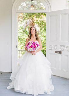 Wedding Bouquets, Wedding Dresses, Charleston, Fashion, Bridal Dresses, Moda, Bridal Bouquets, Bridal Gowns, Wedding Brooch Bouquets