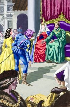 Permission to marry - Sleeping Beauty - Eric Winter - Ladybird Book