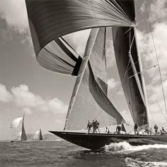 J Class Yacht, Classic Sailing, The St, Handmade Silver, Lighthouse, Vintage Photos, Photo Art, Adventure, Fine Art