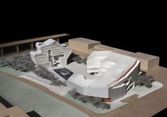 Steven Holl Architects Unveil Proposal for Shenzhen Art Museum and Library,© Steven Holl Architects