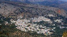 The village of Kritsa Corbin Kentucky, My Land, Where The Heart Is, Old Photos, Grand Canyon, City Photo, Travel, Image, Crete