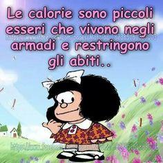Le calorie sono