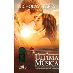 Livro - A Última Música Mano tipo muito bom, gostei muito do livro li em um só…