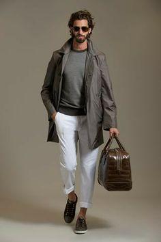 Brioni, Men's Spring Summer Fashion.