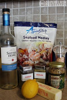 Seafood Medley by superflash, via Flickr
