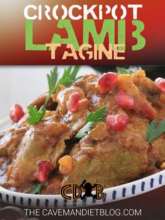 Crockpot Lamb Tagine Recipe on Yummly