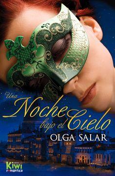 Mis momentos de lectura: Una noche bajo el cielo - Olga Salar