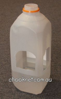 Waterers - Chick-Proof Waterer for Free