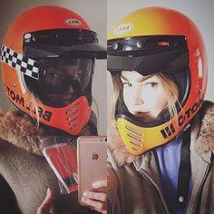 The Bell Moto 3 Motorcycle Helmet Custom Motorcycle Helmets, Motorcycle Girls, Bmx, Motocross, Bell Moto 3, Leadership Tips, Helmet Design, Cafe Racer, Lady Biker