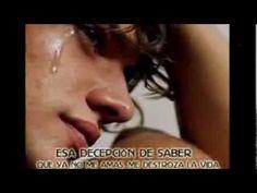 y hoy lloras por mi -los iracundos Loving U, Love, Spanish Songs, Youtube, Bella, Soccer, Videos, Cry, Falling Down