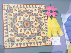This post has lots of photos, but there were so many beautiful quilts that it was hard to choose favorites. Here are a few of those that re...