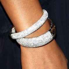 Taraji P. Henson Diamond Bracelet |