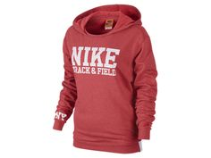 Nike Track And Field Women's Pullover Hoodie
