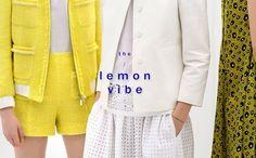 Un limón y medio limón... Zara apuesta por el amarillo