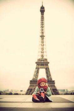 Allons-y! #Paris #France Eiffel Tower!