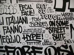 #typography by Mike Giant