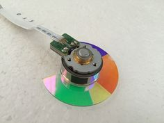 58.00$  Buy here  - Wholesale Original Projector color wheel  for Optoma HD82 Projector Color wheel