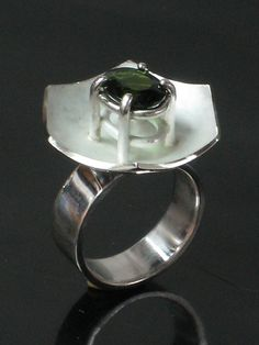 Bettina Muench - Ring | by Steven Brownlee, Jewelry Creations Workshop