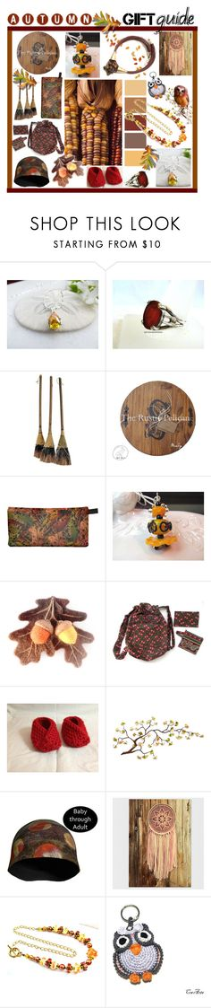 """""""Autumn Gift Guide"""" by belladonnasjoy ❤ liked on Polyvore featuring modern and rustic"""