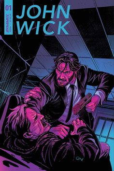 John Wick #1 Review: How Baba Yaga Joined The Continental