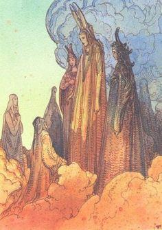 Moebius, Paradiso