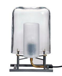 Carlo Moretti Efra Murano glass table light