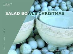 Saladeiras Christmas 2018