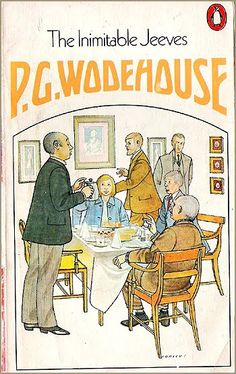 Jeeves and Bertie and Lord Emsworth and the Empress of Blandings....